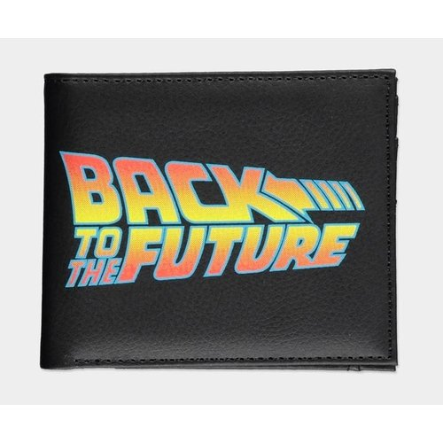 Universal Back to the Future Bifold Wallet