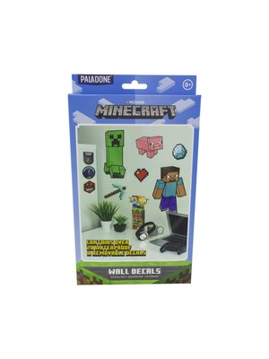 Minecraft Wall Decals Waterproof and removable