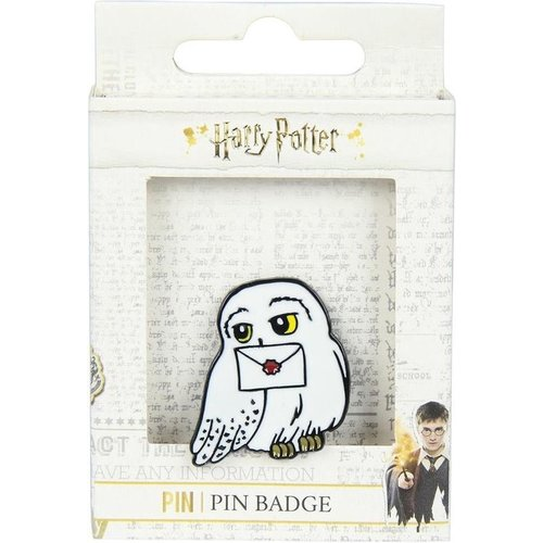 Harry Potter Hedwig Metal Pin