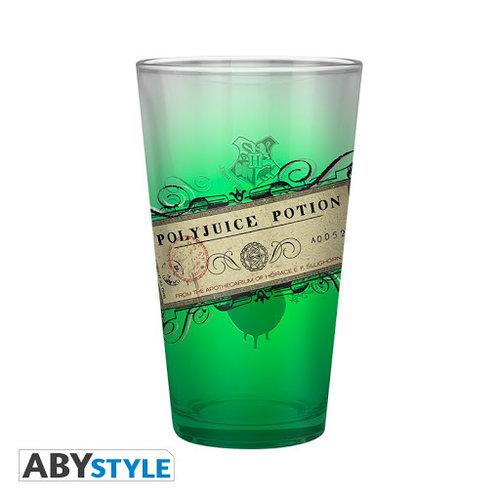 Harry Potter Polyjuice Potion Large Glass 400ml
