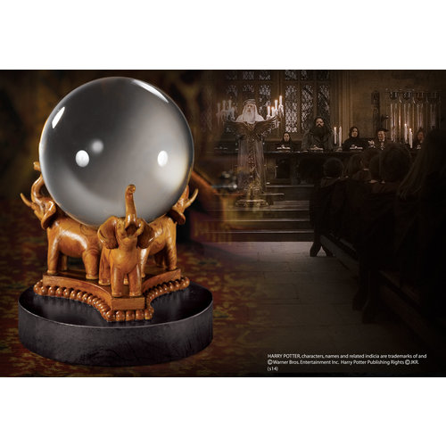 Harry Potter Divination Crystal Ball Noble Collection
