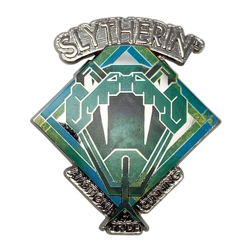 Harry Potter Slytherin Pin Limited Edition