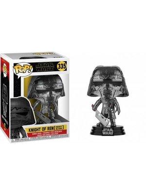 Funko POP! Star Wars 335 Knight of Ren Heavy Blade Chrome Figure