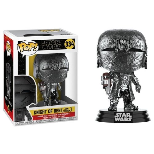 Funko Funko POP! Star Wars 334 Knight of Ren Arm Cannon Chrome Figure