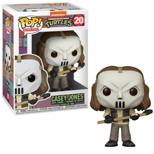 Funko Funko POP! TMNT 20 Casey Jones