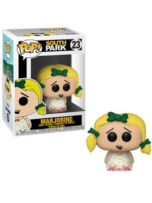 Funko Funko POP! South Park 23 Butters as Marjorine