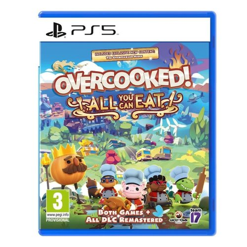 Koch Media Overcooked! - All You Can Eat Edition (PS5)
