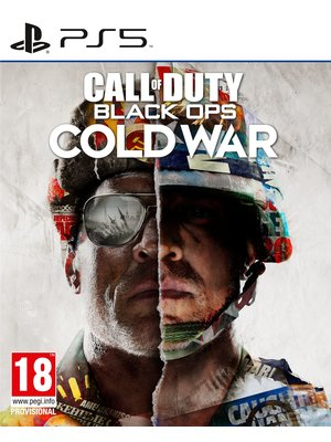 Activision Call of Duty: Black Ops Cold War (PS5)