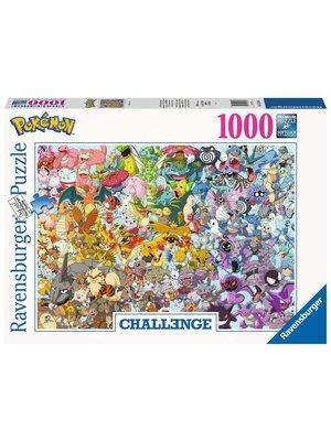 Pokemon Puzzle 1000pcs Kanto