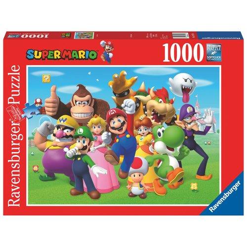 Nintendo Super Mario Friends Puzzle 1000pcs Ravensburger