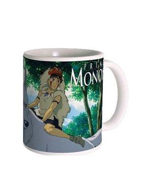 Studio Ghibli Princess Monoke Mug 300ML