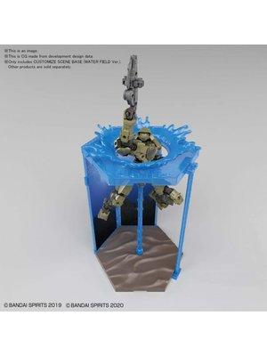 Gundam Customize Scene Base (Water Field Version) 05