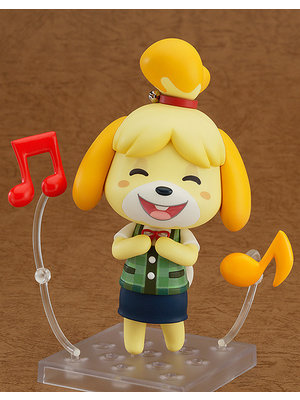 Animal Crossing New Leaf Isabelle Nendoroid 327 Figure