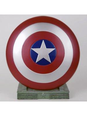 Marvel Captain America Mega Money Bank Shield 25cm