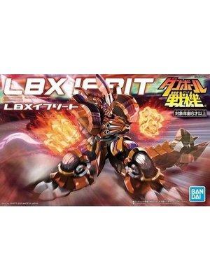 Gundam LBX Ifrit Model Kit