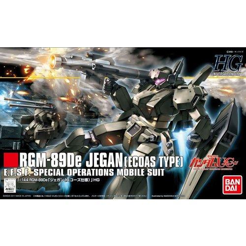 Gundam HGUC RGM-89De Jegan (ECOAS Type) E.F.S.F. Special Ops MS 123