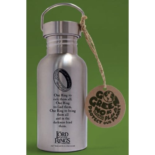 Lord of the Rings One Ring Aluminium Drink Bottle 500ml