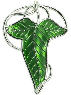 Lord of the Rings Lorien Leaf Pin