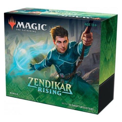 Magic MTG Zendikar Rising Bundle Box