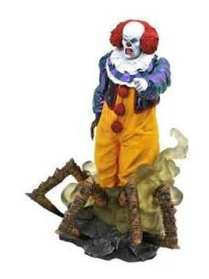 IT Pennywise 1990 TV Mini Series Edition Statue 23cm Gallery Diorama