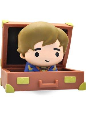 Fantastic Beasts Chibi Newt Scamander Suitcase Coin Bank