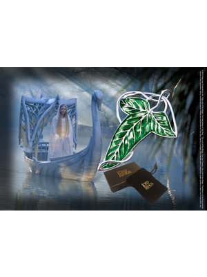 Lord of the Rings Leaf of Lorien Broche Noble Collection