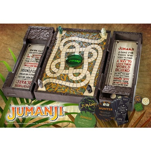 Jumanji Collector Board Game Replica Noble Collection