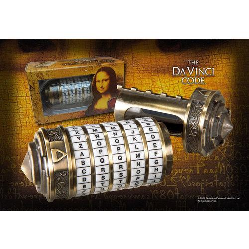 The Da Vinci Code Mini Cryptex Replica Noble Collection