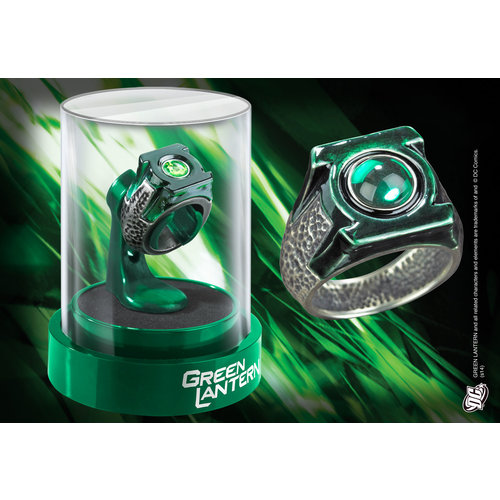 Green Lantern Prop Ring Noble Collection