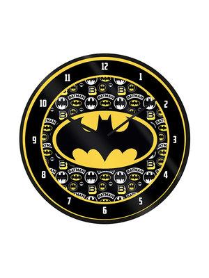 Batman Logo Wandklok 25cm Diameter