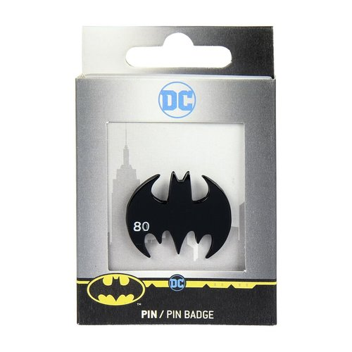 DC Batman Logo Metal Pin