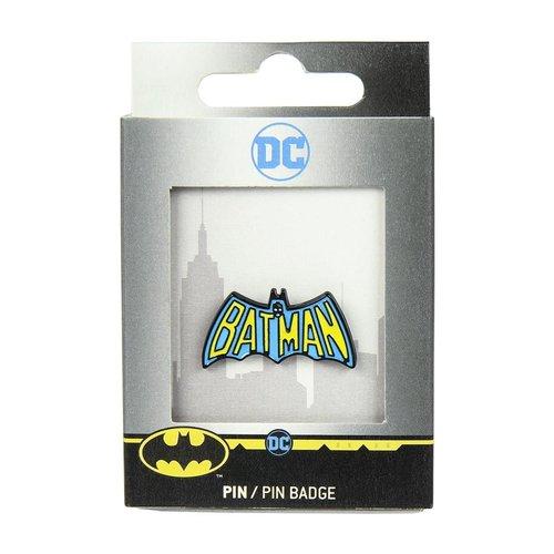DC Batman Logo Metal Pin