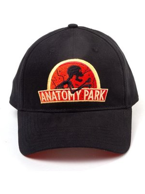 Rick and Morty Anatomy Park Cap