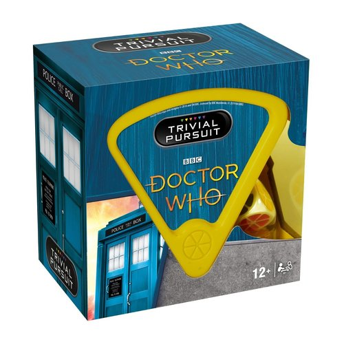 Doctor Who Edition Trivial Pursuit Engelstalig