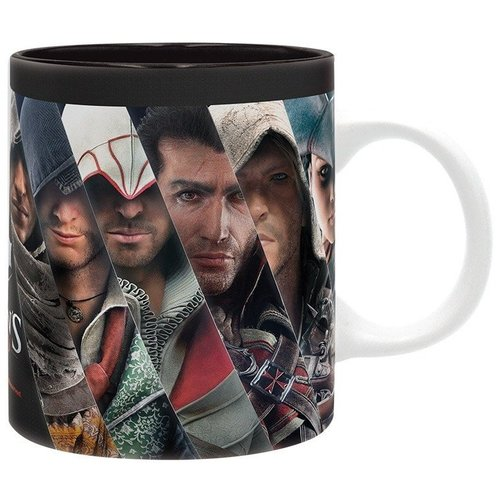 Assassins Creed Legacy Characters Mug 320