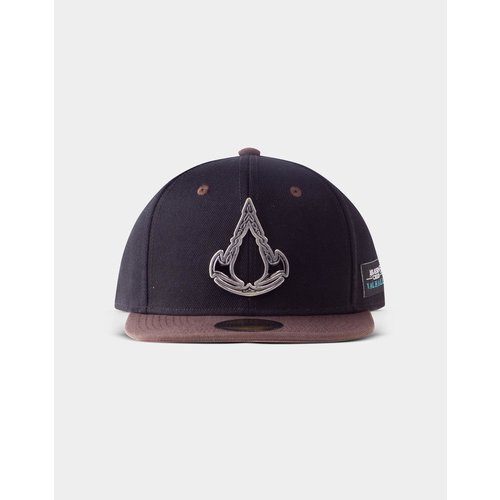 Assassins Creed Valhalla Metal Badge Cap