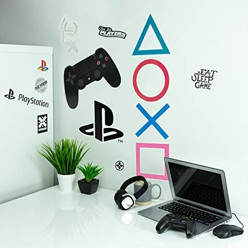 Playstation Wall Decals Waterproof