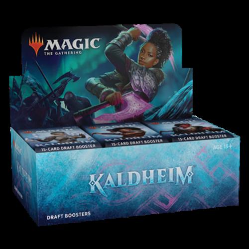 Wizards of The Coast Magic MTG Kaldheim Booster TCG