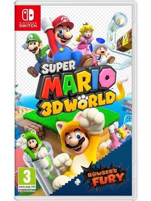 Nintendo Super Mario 3D World + Bowser's Fury (Nintendo Switch) (vanaf 12-02-2021)