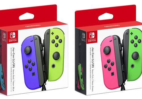 Nintendo Switch Acc.