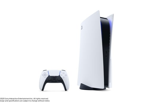Playstation 5 Consoles PS5