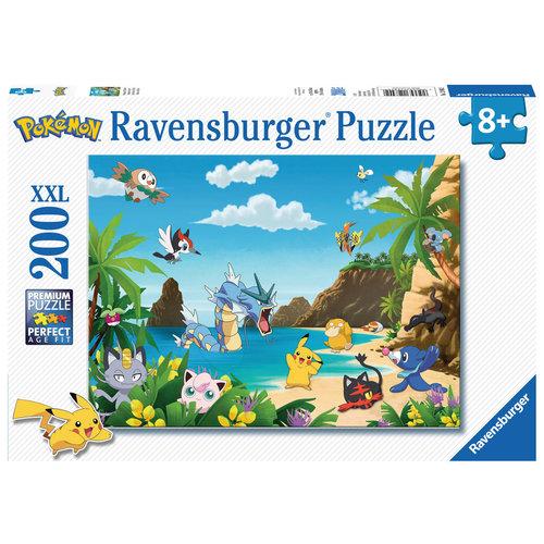 Pokemon Ravensburger Puzzle 200 Pieces