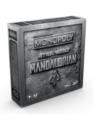 Monopoly Star Wars The Mandalorian UK Edition