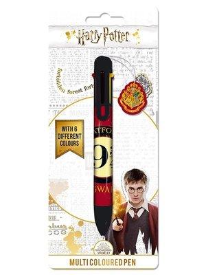 Harry Potter Platform 9 3/4 Multi Coloured Pen