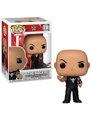 Funko Funko POP! WWE 78 The Rock Figure