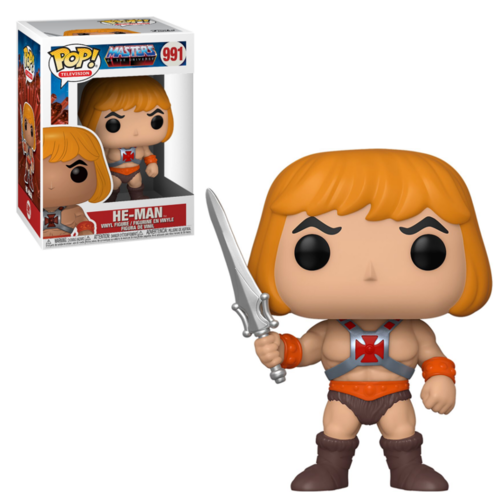 Funko Funko POP! Masters of the Universe 991 He-Man Figure