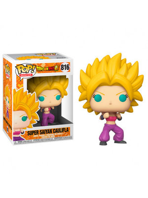 Funko Funko POP! Dragon Ball 816 Super Saiyan Caulifla Figure