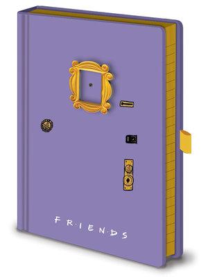 Friends Frame Premium Notebook A5