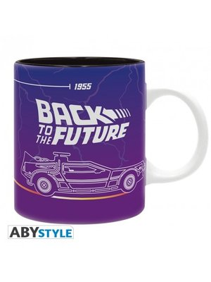 Back To The Future 1.21 Giga-Watts Mug 320ml