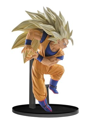 Dragon Ball Z BB6 v6 SS3 Goku Figurine Scultures 13cm